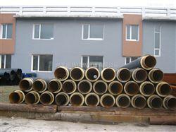 吉林白山厂家供应直埋式保温管