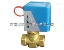 电动二通阀(蓝壳)VA-7010-220