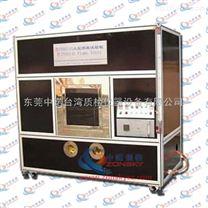 電線電纜垂直水平燃燒試驗機測試儀裝置