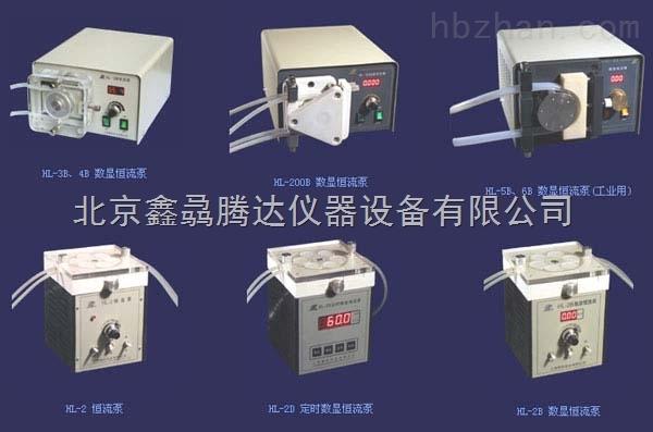 北京供应恒流泵HL型使用原理(普通型)