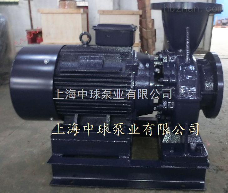 KQW80/160-7.5/2卧式离心泵