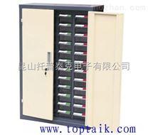 太仓48抽带门零件柜,(PS材质抽屉)样品柜