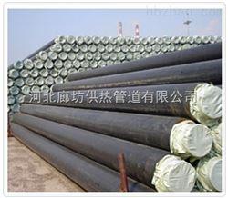 山西大同聚氨酯复合保温管厂家供应