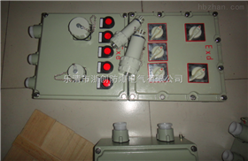 XDB-4防爆插座箱(IP65)