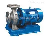 ISWH型卧式化工管道泵
