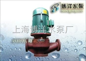 玻璃钢管道泵 耐腐蚀管道泵