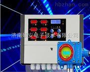 氢气检测仪 氢气气体浓度检测仪安全报警排风输出