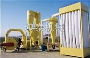努力成为钢结构建筑行业zui具竞争力新型玻纤袋式除尘器