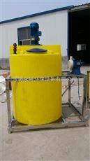 四川德阳二氧化氯发生器加药装置