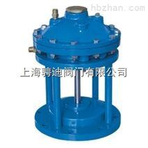 供應上海隔膜式池底排污閥