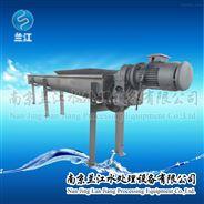 碳钢防腐螺旋压榨机用途