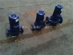 IHG100-315A不锈钢高温管道离心泵