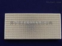灶具用堇青石蜂窝陶瓷板,8字形 直径170mm陶瓷片价格