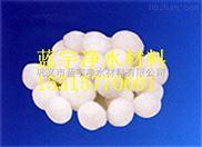 巩义蓝宇厂家生产工业污水处理用纤维球滤料