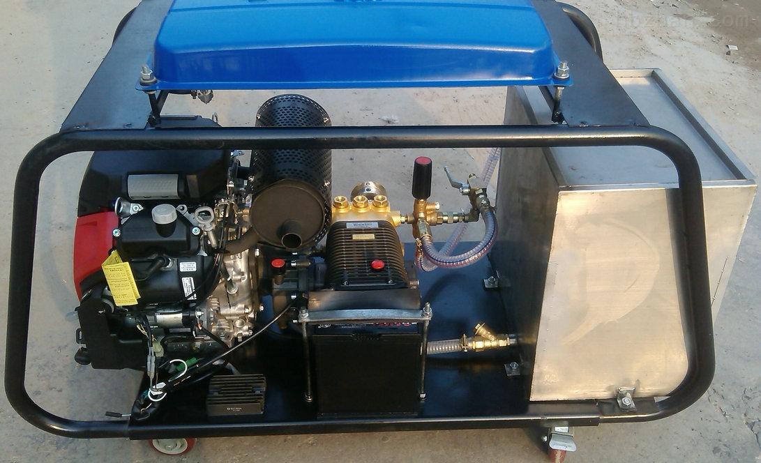 本田汽油机驱动高压疏通机