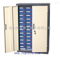 吴中有48个抽屉的柜子,苏州48抽带塑料盒的零件柜