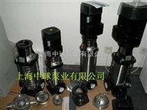 QDLF立式不鏽鋼管道離心泵