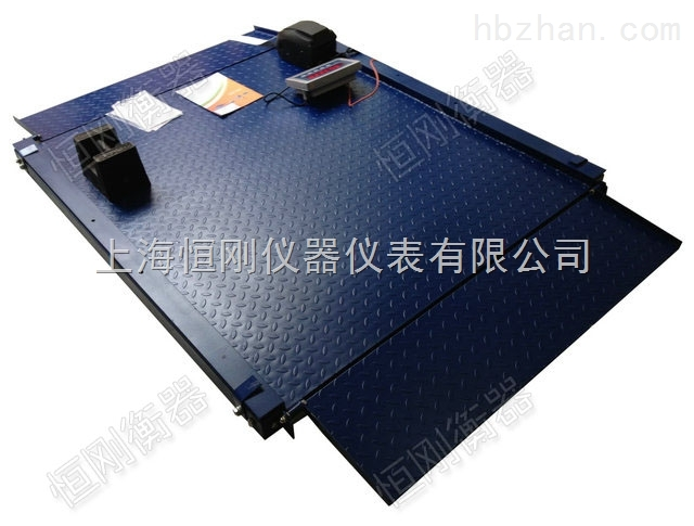 1.5m×1.5m打印小地磅优质
