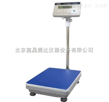 北京直销大称量电子天平TC-100K型
