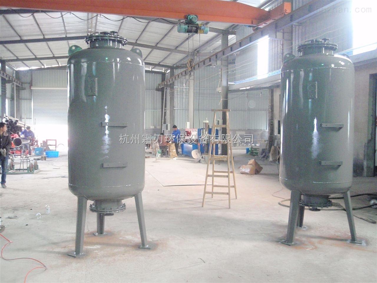 石英砂介质过滤器选型