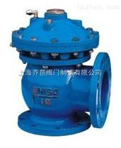 JM744X/JM644X隔膜式液压/气动快开排泥阀