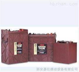 西安洗地机用电瓶电池|西安嘉仕公司总代理