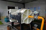 全自动污泥板框压滤机污泥处理的功能作用 经济效益怎么样