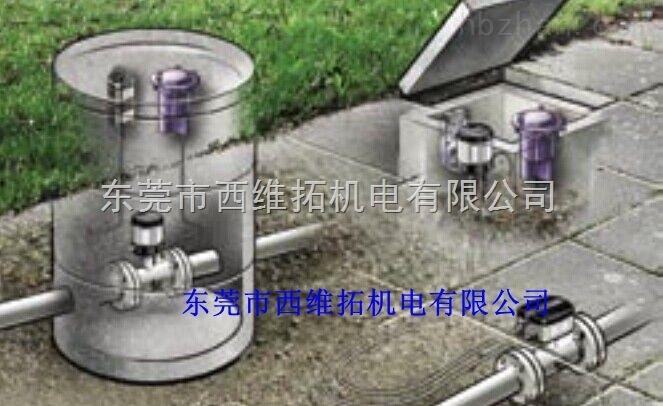 上海西门子mag8000电磁水表