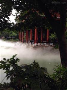 微雾蒸发自动喷雾降温
