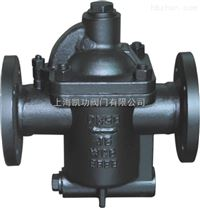 ER120/ER125/ER116/ER差壓複閥蒸汽鍾型浮子式疏水閥