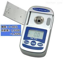 数显糖度测量仪测试仪 数字式折射率测定仪检测仪 1.3330-1.5320