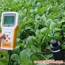 土壤水分測定儀TZS-I傳感器設計研究