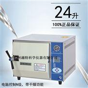 濱江全自動微機型台式快速滅菌器24L升TM-XA24D醫用高壓消毒鍋