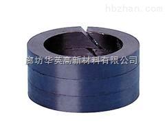 专业生产开口45度石墨环,石墨自密封环厂家
