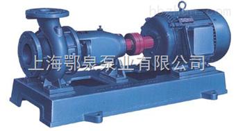 IS、IR单级单吸清水(热水)离心泵