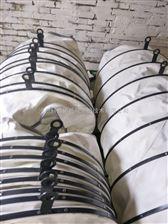 盐山散装机钢制下料锥筒价格