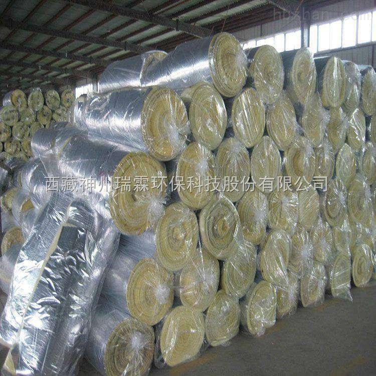 钢结构玻璃棉卷毡价格