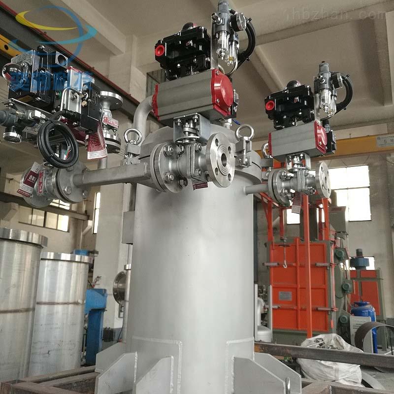 上海燭式過濾機 不鏽鋼濾餅層過濾器 全自動 可定製