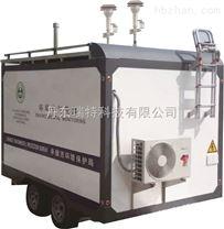 移动空气站监测系统-车载系统-质控车系统