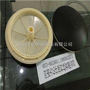 生化池用盤式曝氣器 金華微孔曝氣盤廠家