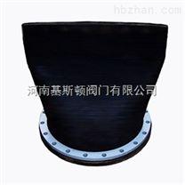 XH41法蘭式鴨嘴閥/排汙橡膠止回閥