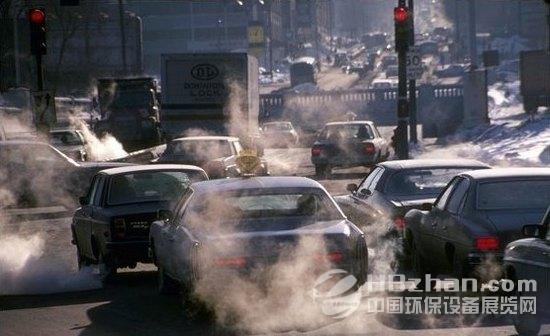汽车尾气净化器超期服役 污染物超标300倍