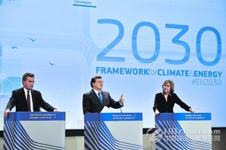 并保证新能源在欧盟能源结构中至少占27%.