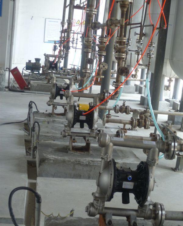 不锈钢气动隔膜泵_泵栏目图片