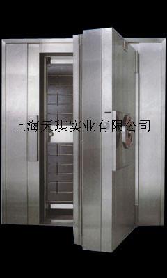 銀行不鏽鋼金庫門