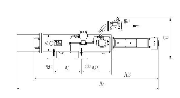 ust型全自动过滤器结构图2