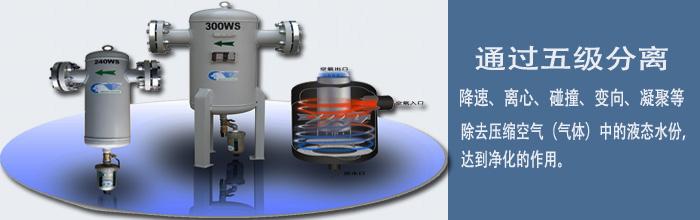 沼气除水器介绍: 沼气除水器是以丝网捕沫和**的机理,对沼气进行过滤的设备,主要用于去除气体中的固体杂质的高效净化装置。该产品结构合理,容尘量大,运行平稳,投资运行费用低,安装使用简便。 丝网除沫器主要是由丝网、丝网格栅组成丝网块和固定丝网块的支承装置构成,丝网为各种材质的气液过滤网,气液过滤网是由金属丝或非金属丝组成。气液过滤网的非属丝由多股非金属纤维捻制而成,亦可为单股非金属丝。该丝网除沫器不但能滤除悬浮于气流中的较大液沫,而且能滤除较小和微小液沫,广泛应用于化工、石油、塔器制造、压力容器等行业中的