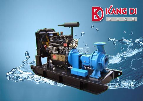 kdx柴油机应急循环水泵机组/上海柴油机消应急防泵厂