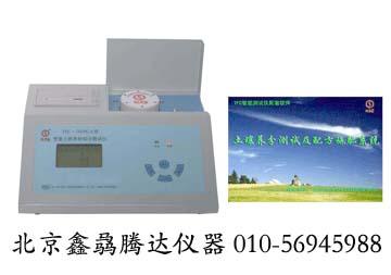 智v纸箱纸箱测试仪TFC-203PCB型-北京鑫土肥电视图片