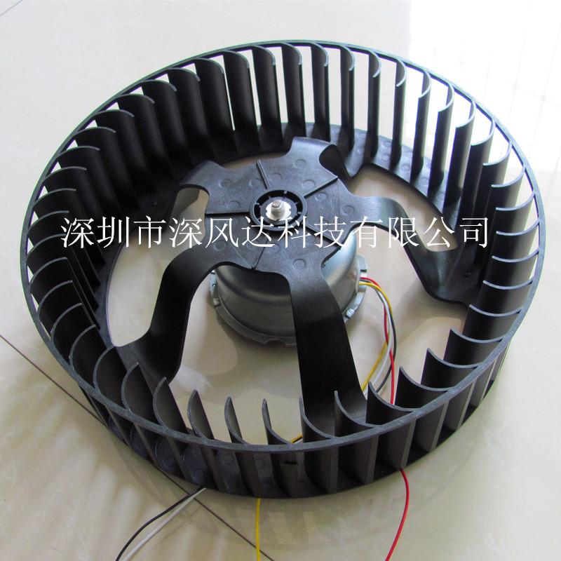 sfd-200b24h深风达商用空气净化器24v直流电机
